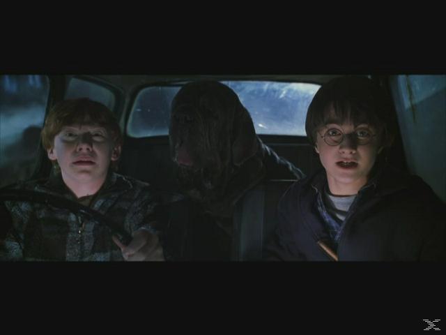 Harry Potter 2: Et La Chambre des Secrets Blu-ray