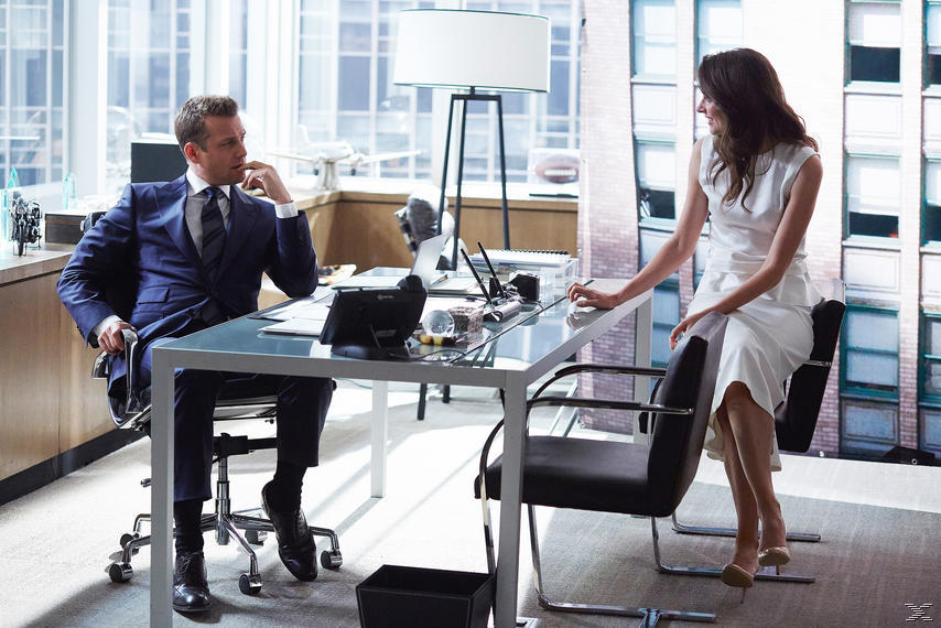 Suits Blu-ray