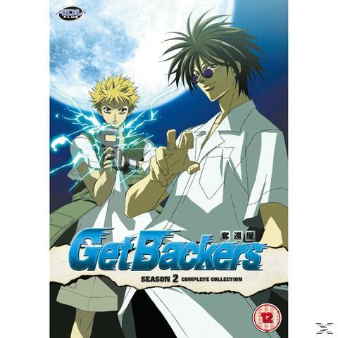 Get Backers - Complete Collection Part 2 DVD-Box