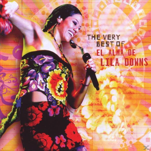 The Very Best Of - El Alma De Lila Downs