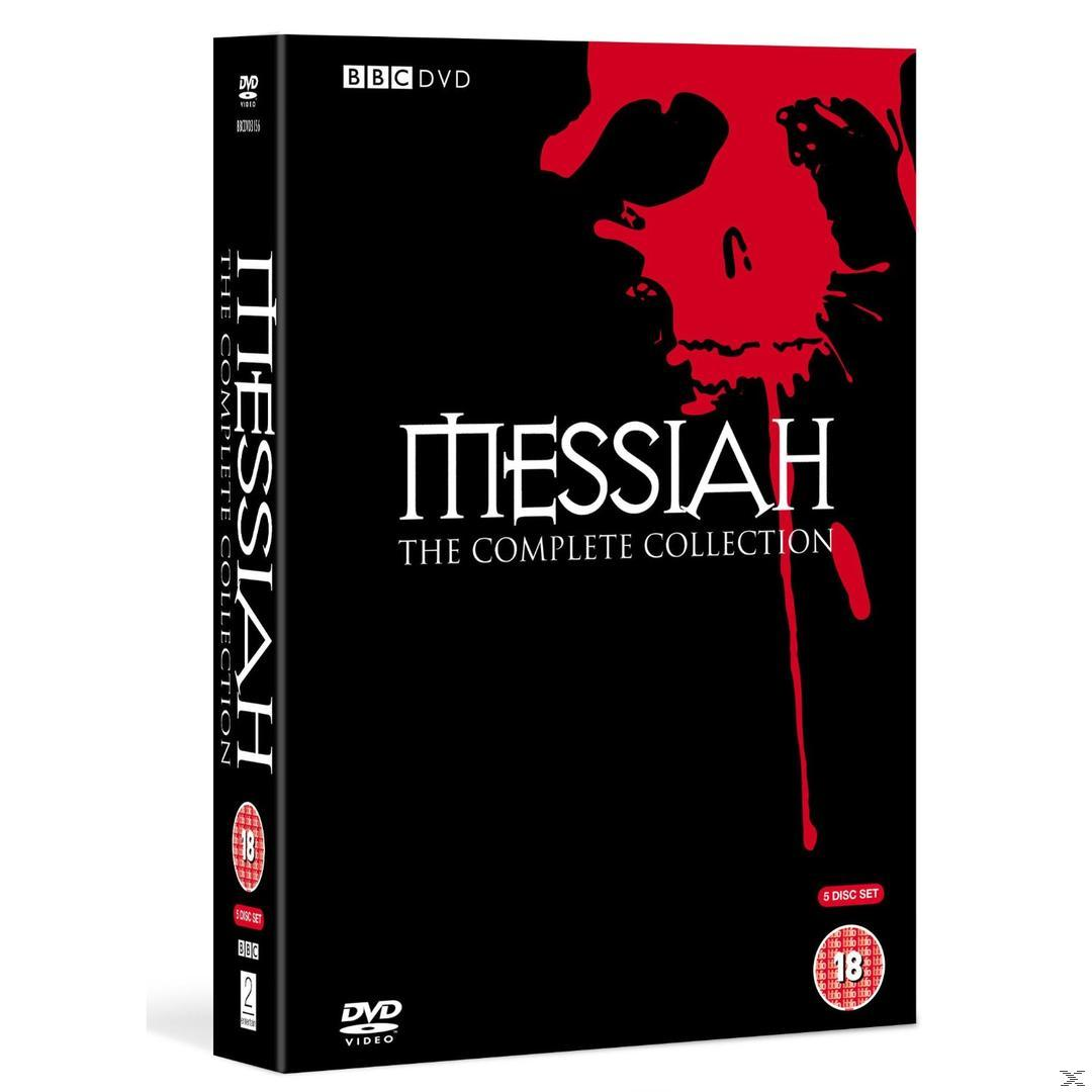 Messiah - Series 1-5 DVD-Box
