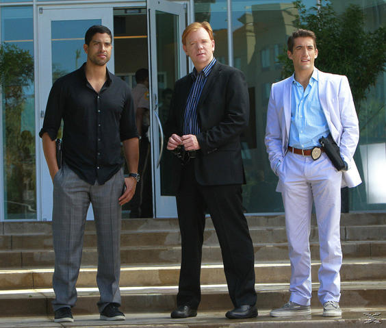 CSI: Miami - Staffel 9.1 - (DVD)