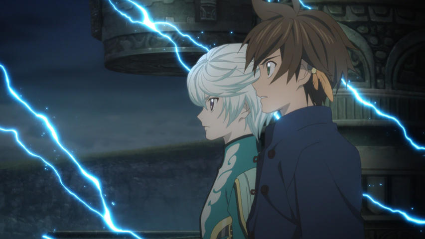 Tales of Zestiria - Dawn of the Shepherd - (Blu-ray)