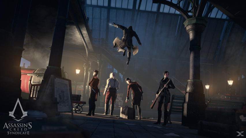 Assassin's Creed Syndicate NL/FR PS4