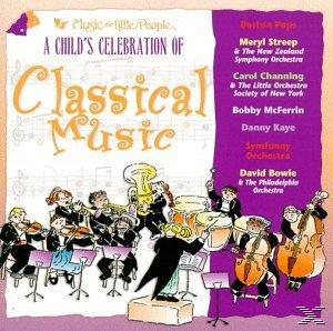 A CHILDS CELEBRATION OF CLASSICAL MUSIC