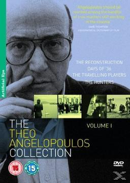 The Theo Angelopoulos Collection: Volume 1