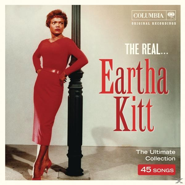 THE REAL… EARTHA KITT (3CD)
