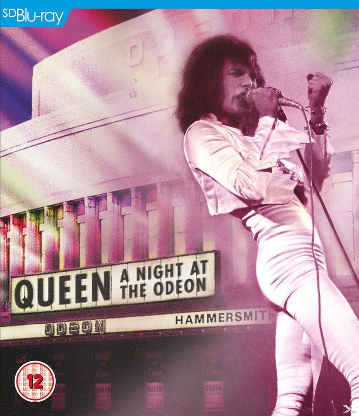 A NIGHT AT THE ODEON (BLU RAY)