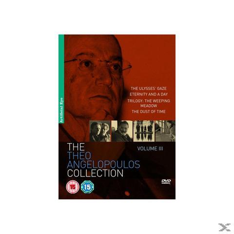 The Theo Angelopoulos Collection: Volume 3 DVD-Box